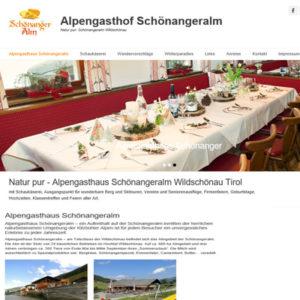 alpengasthaus schönangeralm